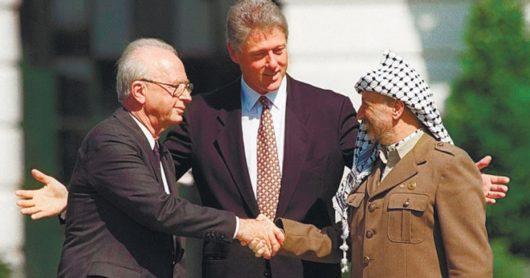 Rabi-Klinton-Arafat